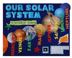 poster of solar system for 5th grade page 3 pics about space