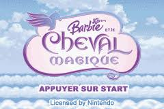 barbie magic pegasus rising sun rom u003c gba roms