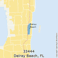 map of delray best places to live in delray zip 33444 florida