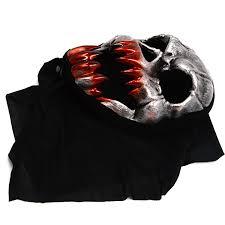 halloween skeleton mask crimson ghost hockey mask halloween haunt inspiration call of