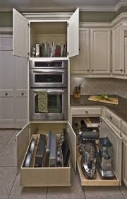Kitchen Shelves Shelfgenie Of Northern New Jersey - Kitchen cabinet sliding drawers