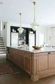 kitchen island bench like this wood rest of kitchen to be