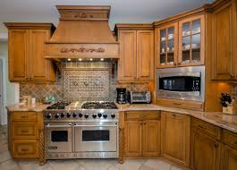 light stained with glaze kitchen ocean new jersey by design line