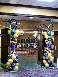 masquerade ball balloon decorations choices of gorgeous