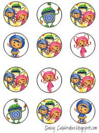 umizoomi cake toppers 195 best umizoomi printables images on birthday party
