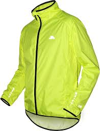 mens hi vis waterproof cycling jacket trespass men u0027s grafton cycling jacket amazon co uk sports u0026 outdoors