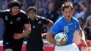 Carl Hayman Bench Press Italy Scores 2 Tries Vs All Blacks Stanojevic Bergamasco Youtube