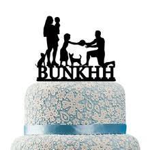popular family wedding cake topper buy cheap family wedding cake