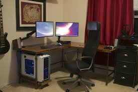 Gaming Desk Setup Ideas Custom Desk Design Ideas Interior Design