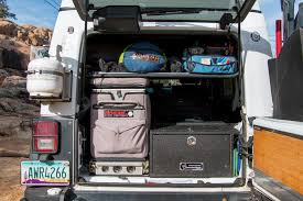 overland jeep kitchen featured vehicle at overland jeep jk expedition portal