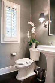 small powder bathroom ideas small powder room wallpaper ideas leola tips