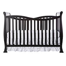 Black Convertible Cribs On Me Violet 7 In 1 Convertible Style Crib
