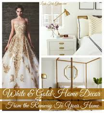 lush fab glam blogazine from the runway to your home white and