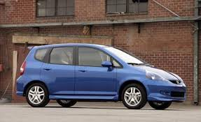 2007 honda fit information and photos zombiedrive
