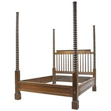 colonial style beds 19th century queen size british colonial style four poster bed