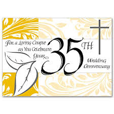 35 wedding anniversary for a loving as you celebrate your 35th wedding 35th wedding