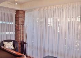 Best Places To Buy Curtains Captivating Sheer Pleated Curtains 21 For Red Curtains With Sheer