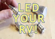 Rv Light Fixture 12v Led Rv Lights Rv Cargo Race Trailer Interior Led Ceiling Light