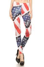 American Flag Jeans Usa Flag Leggings Only Leggings