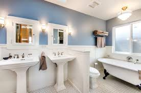 how to disguise hide pedestal sink