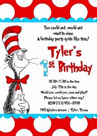 dr seuss birthday invitations birthday party invitations