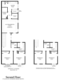 lakeshore townhomes the enzo home design