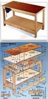 garage workbench garage workbenchans woodworking fantastic for