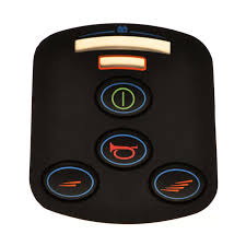 Hoveround Mobility Chair Keypad For 4 Key Vsi Joystick Controllers Hoveround Mpv5 Parts