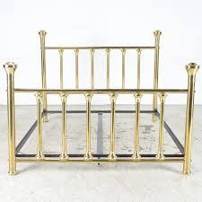 Vintage King Bed Frame Vintage King Size Brass Bed Ebth