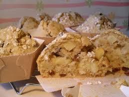 cuisiner flocon d avoine recette de muffins flocons d avoine pommes et raisins secs la