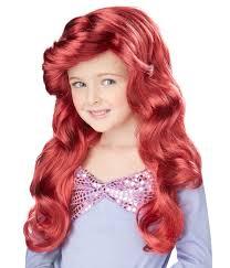 girls wigs costume craze