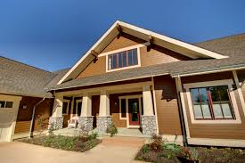 exterior new craftsman style homes exterior design ideas with