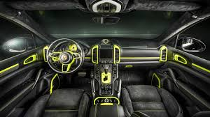 Porsche Cayenne Interior - porsche cayenne 2017 interior youtube