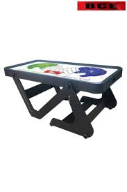 foldable air hockey table buy 6ft folding air hockey table from the next uk online shop