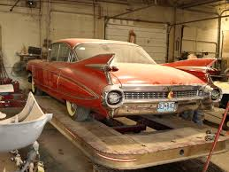 1959 cadillac fleetwood precision car restoration