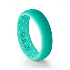 most comfortable wedding band bulzi massaging comfort fit silicone wedding ring 1 most