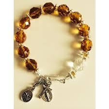 rosary bracelet holy spirit rosary bracelet the catholic company