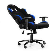 reclining gaming desk chair akracing k7 gaming chair black blue