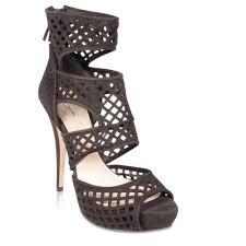 women u0027s designer shoes black suede cut out platform sandals