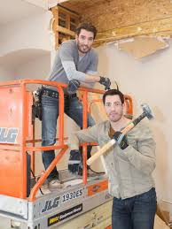 Property Brothers Home by Behind The Scenes Of Property Brothers At Home Property Brothers