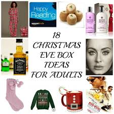 18 christmas eve box ideas for adults because everyone deserves a
