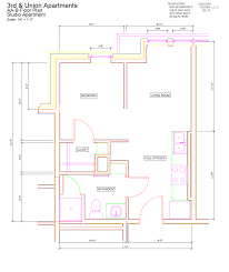 studio floorplan 375 sq ft at 3rd u0026 union apartments 3rd