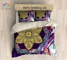 Bohemian Style Comforters Best 25 Bohemian Bedding Sets Ideas On Pinterest Unique Bedding