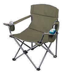 Heavy Duty Outdoor Folding Chairs Amazon Com Internet U0027s Best Xl Padded Camping Folding Chair