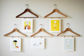 picture hanging ideas style it like you stole it no frame ideas for hanging wall art