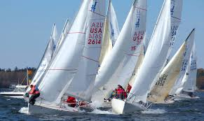 wayzata yacht club sailboat racing
