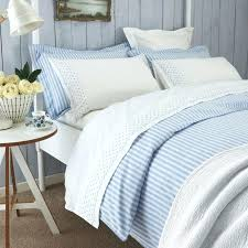 blue stripe duvet cover queen navy blue and white striped double