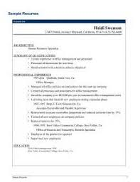 Sample Resume For Handyman Position by Sample Resume Handyman Position Examples Of Good Resumes That