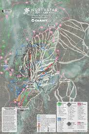 Squaw Trail Map Northstar California Keeping Lake Tahoe The Best Lake