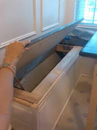 How To Make A Banquette Bench Winsome Build A Banquette 82 Building Banquette Using Kitchen